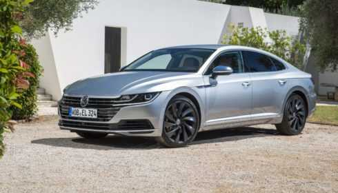 Volkswagen Arteon Elegance 2017