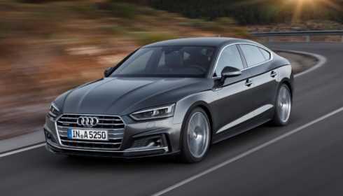 Audi A5 Sportback S line edition 2017
