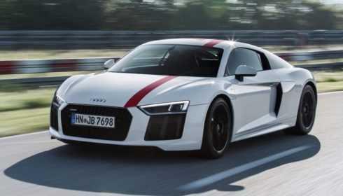 Audi R8 V10 RWS 2017