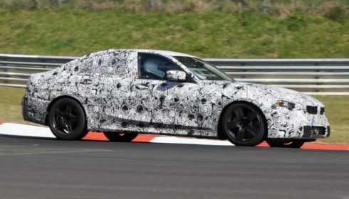 BMW 3 Serie Sedan 2018