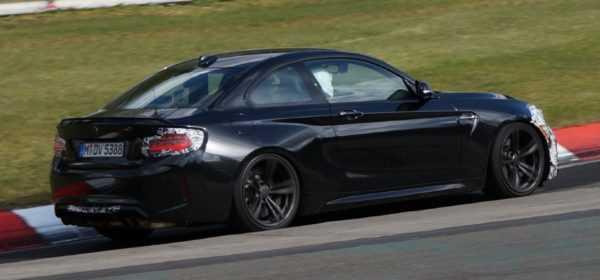 BMW M2 CSL 2018