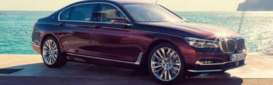 BMW M760Li Nautor's Swan 2017