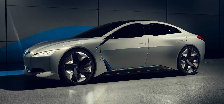BMW i Vision Dynamics 2017