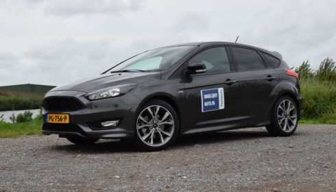 Ford Focus ST-Line 182 2017