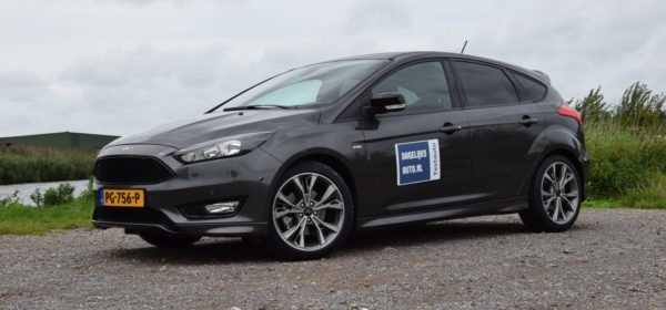 Ford Focus ST-Line 182 2017