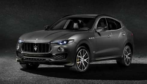 Maserati Levante S GranSport 2018