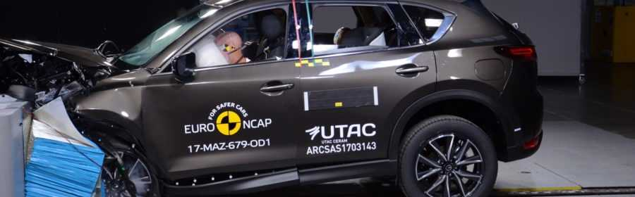 Mazda CX-5 2017 (Euro NCAP)