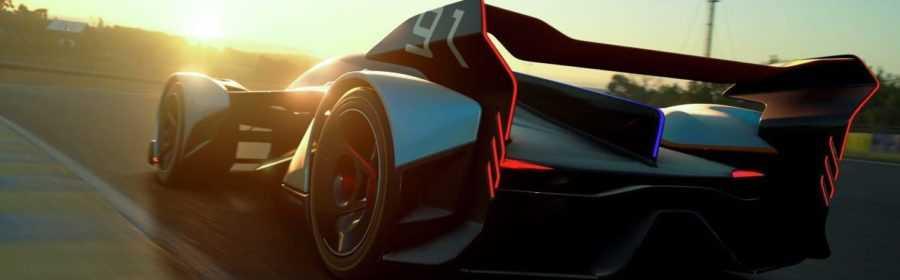 McLaren Ultimate Vision Gran Turismo 2017
