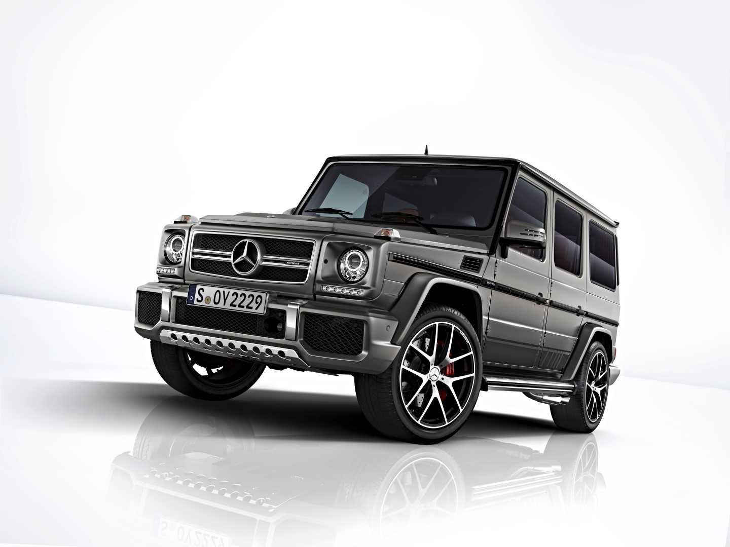 Mercedes-AMG G 63 Exclusive Edition 2017