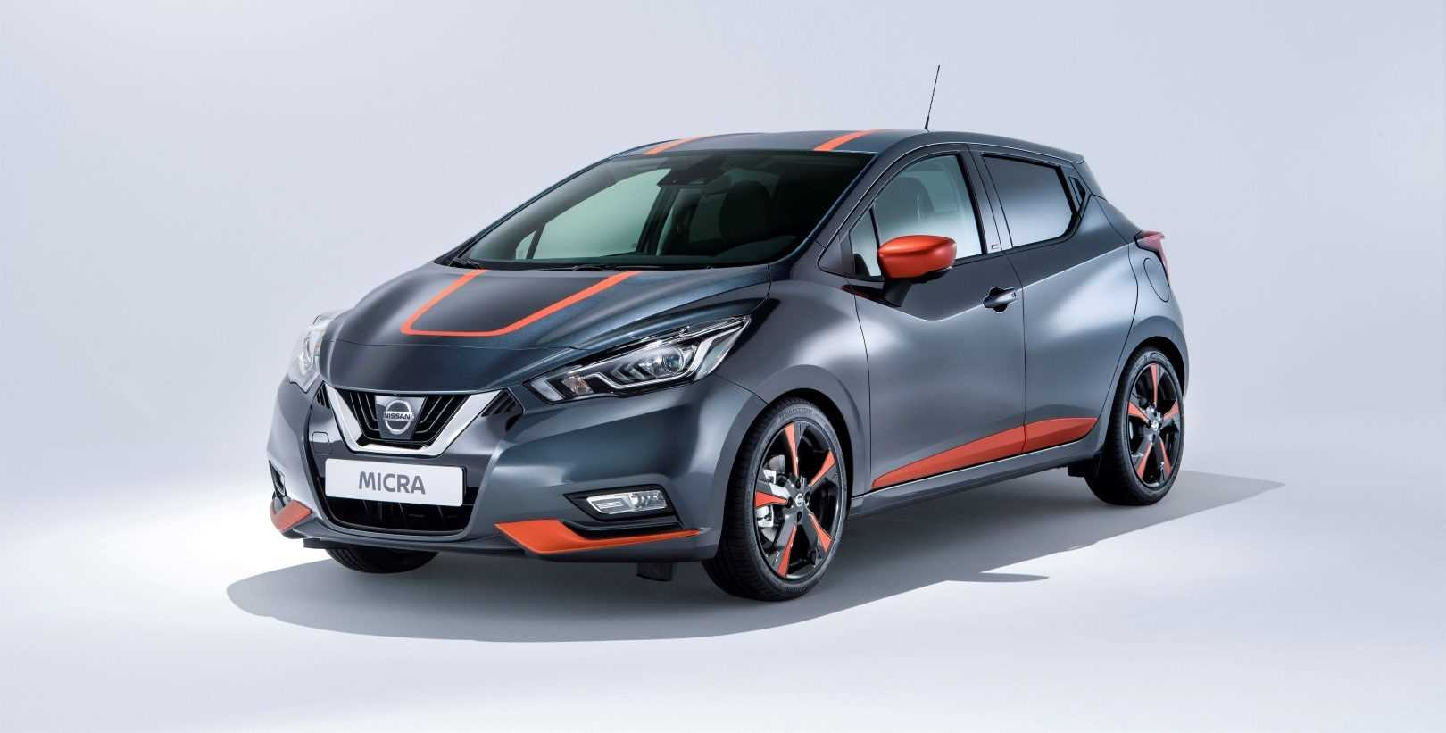 Nissan Micra Bose Personal Edition 2017