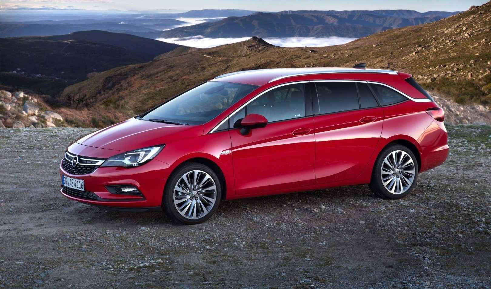 Opel Astra Sports Tourer 2016