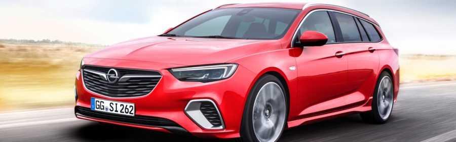 Opel Insignia GSi Sports Tourer 2017