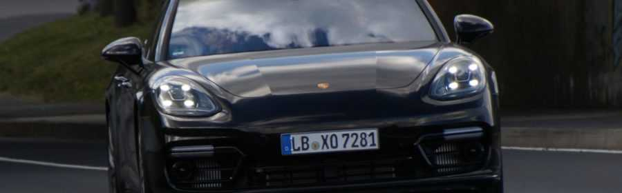 Porsche Panamera Sport Turismo Turbo S E-Hybrid 2018