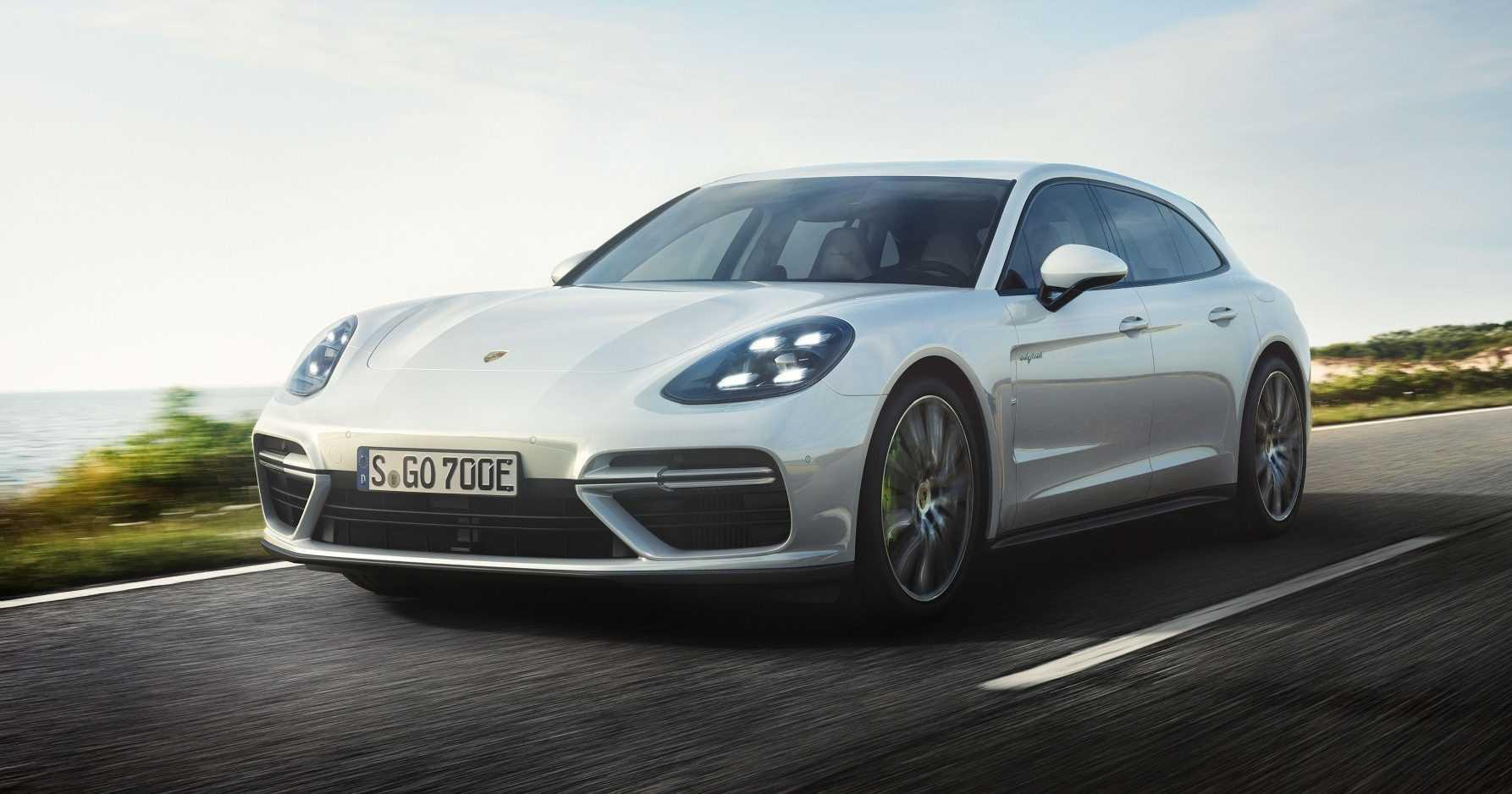 Porsche Panamera Turbo S E-Hybrid Sport Turismo 2017
