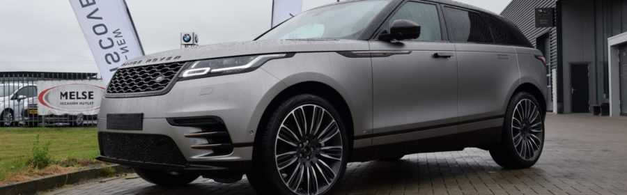 Range Rover Velar Auto Ventura 2017