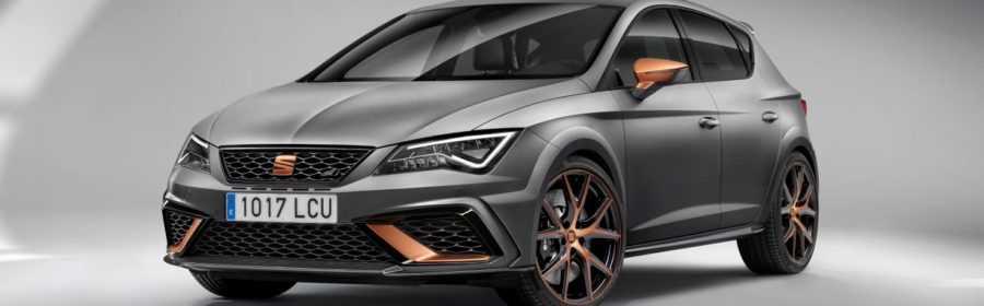Seat Leon Cupra R 2017