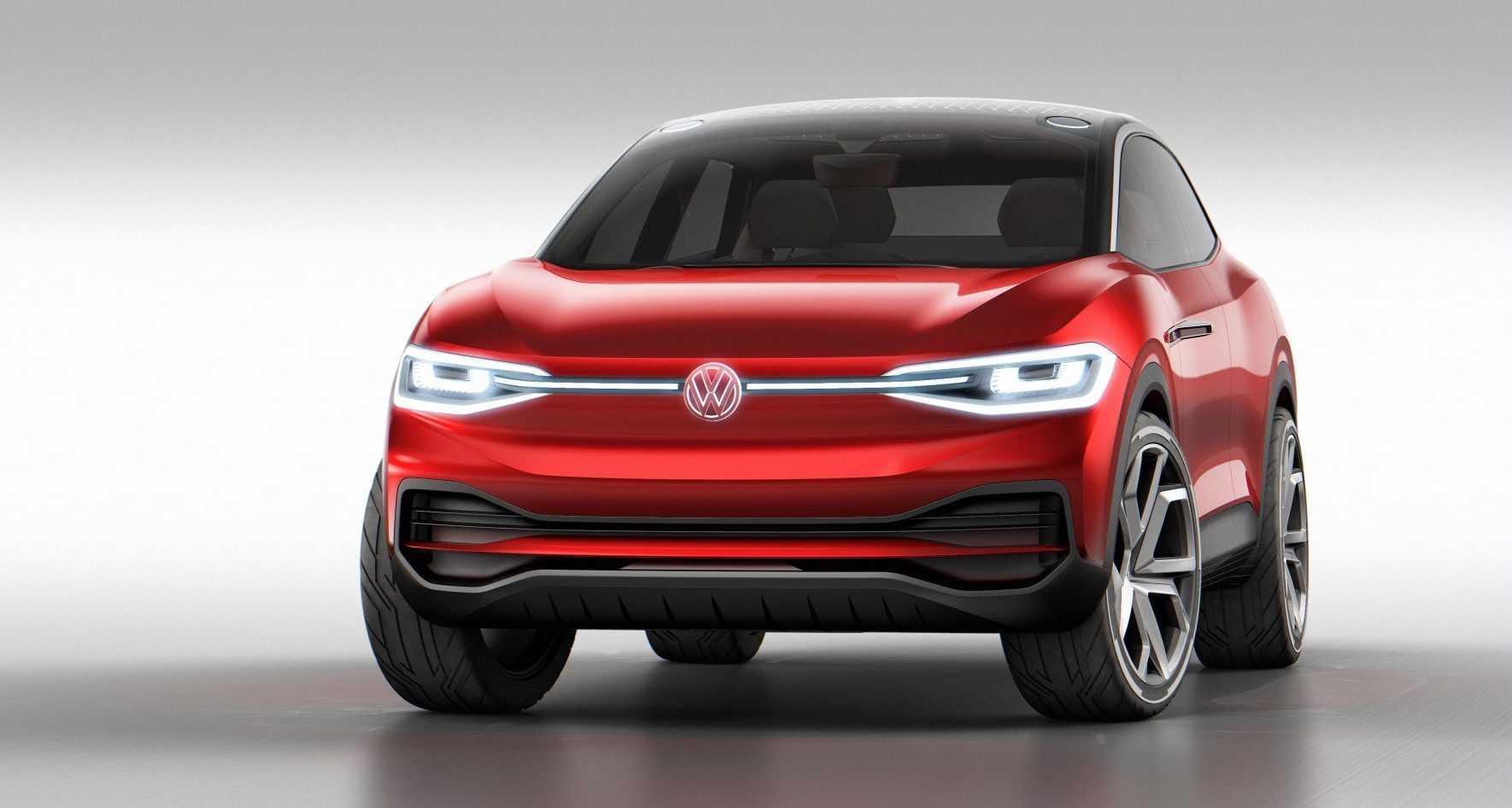 Volkswagen I.D. Crozz 2017