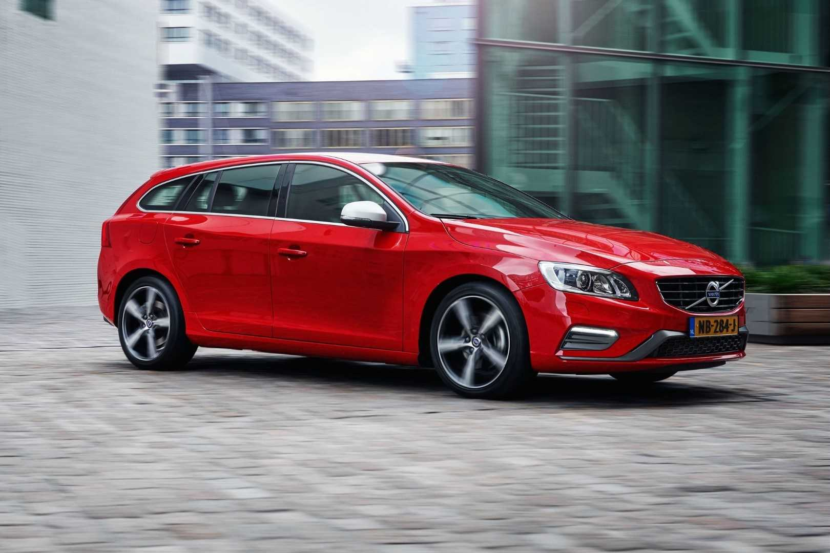 Volvo V60 Business Sport 2017