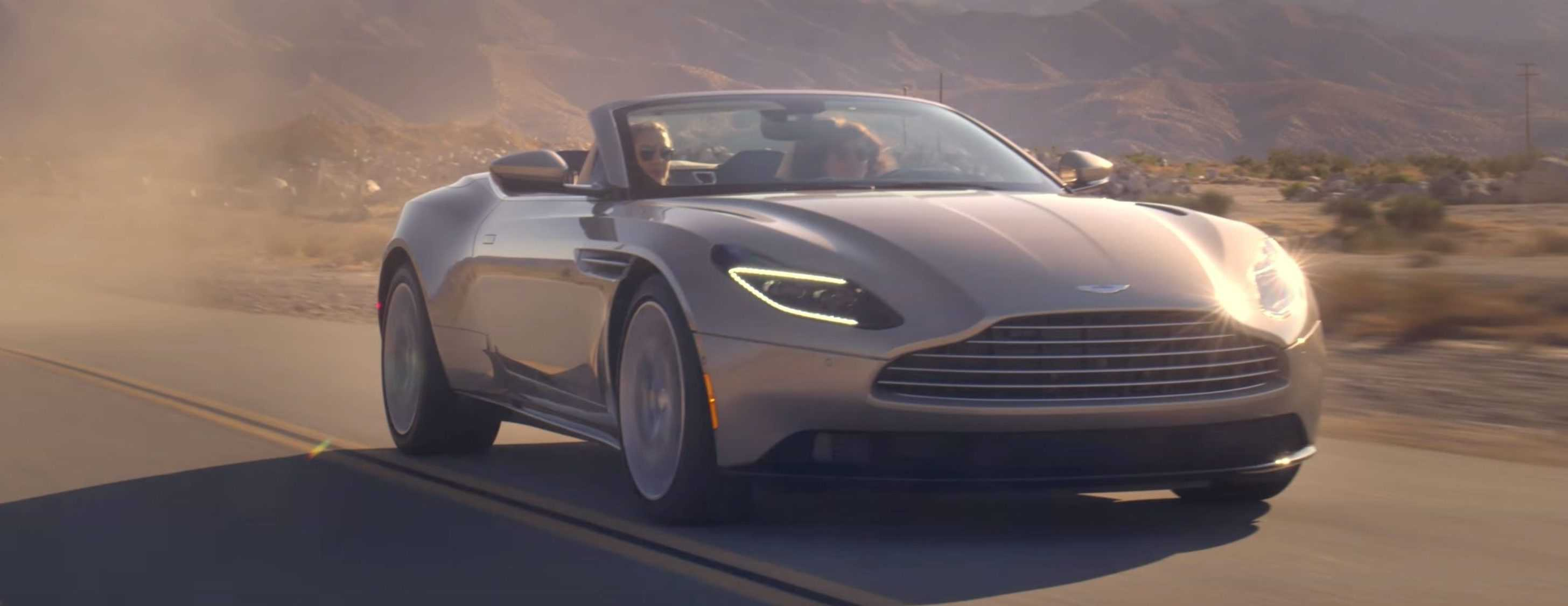 Aston Martin DB11 Volante 2017