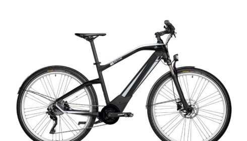 BMW Active Hybrid e-Bike 2017