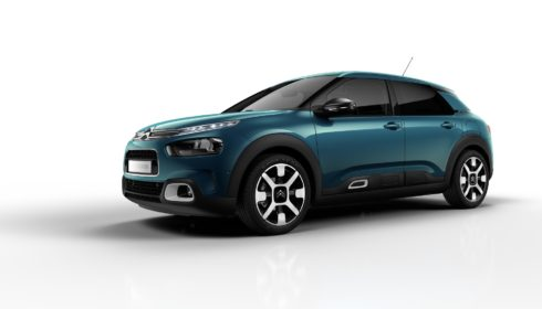 Citroën C4 Cactus 2018