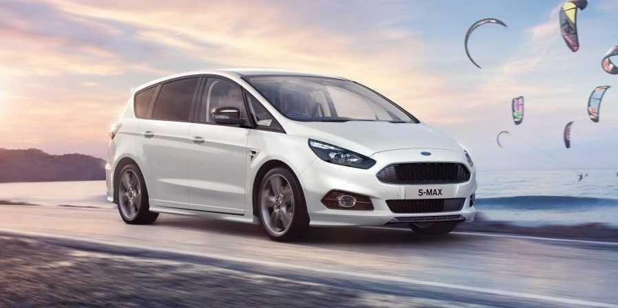 Ford S-Max ST-Line 2017