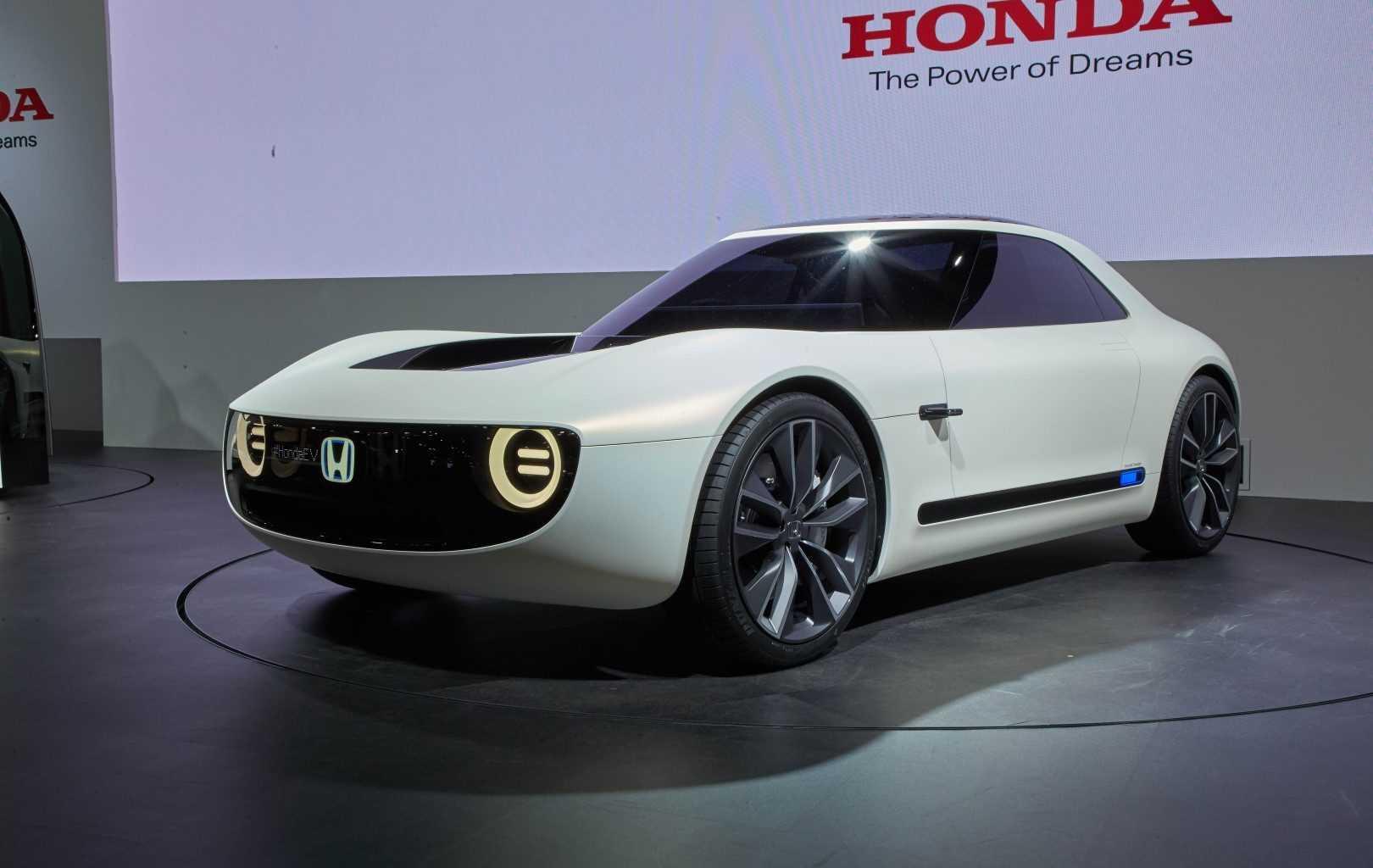 Honda Sports EV Concept 2017