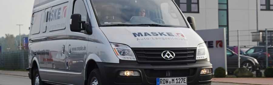 Maxus EV80 2019