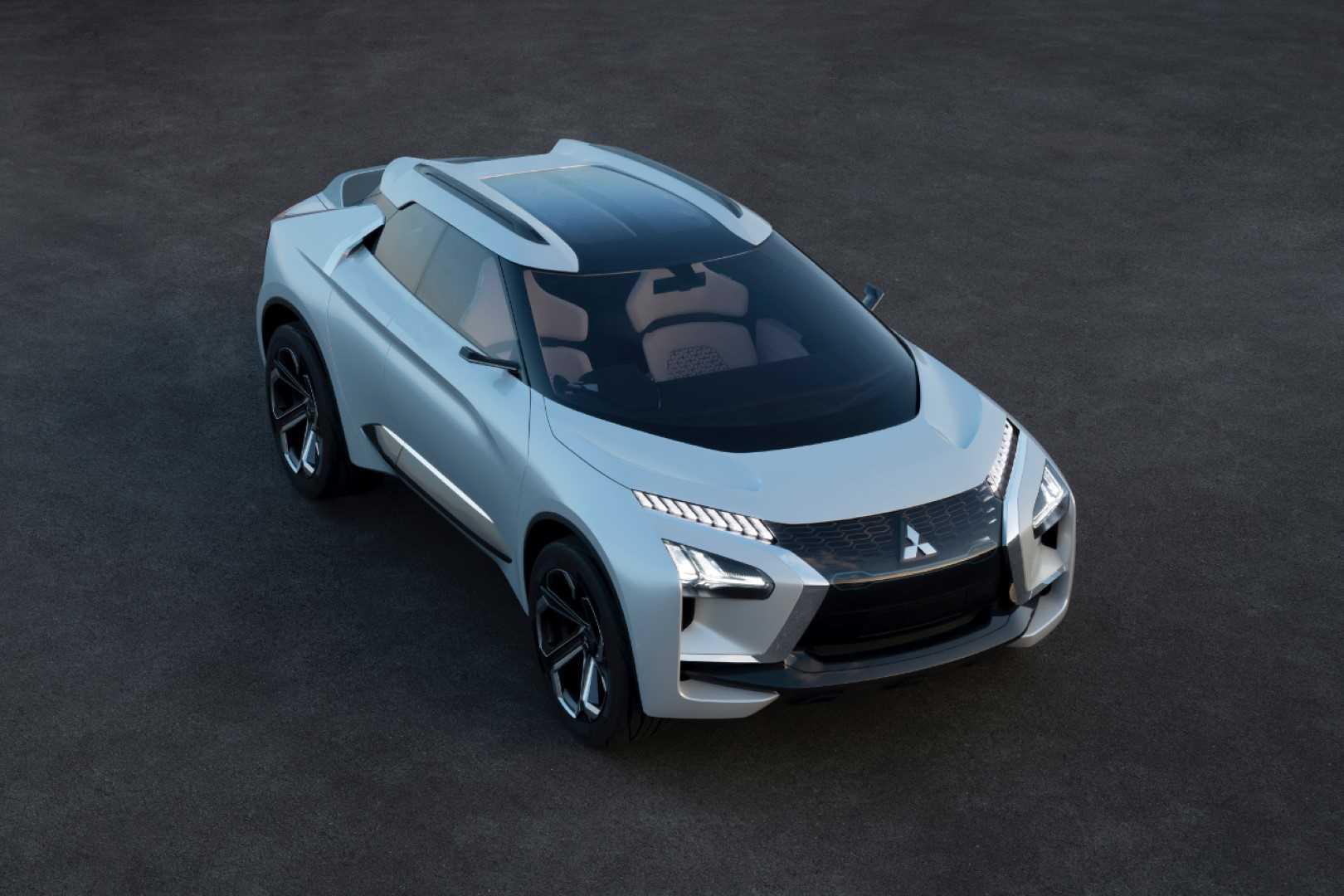 Mitsubishi e-Evolution Concept 2017