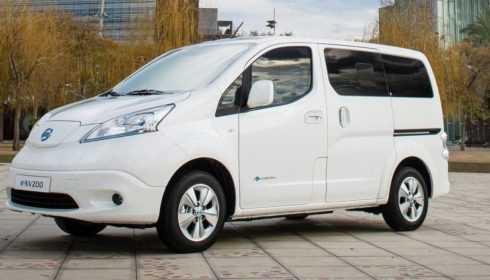 Nissan e-NV200 2018