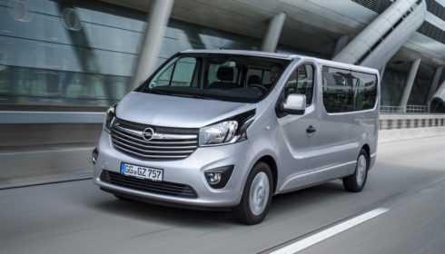 Opel Vivaro Combi Innovation 2017