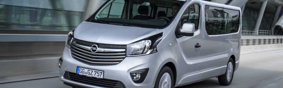 Opel Vivaro Combi Innovation 2017