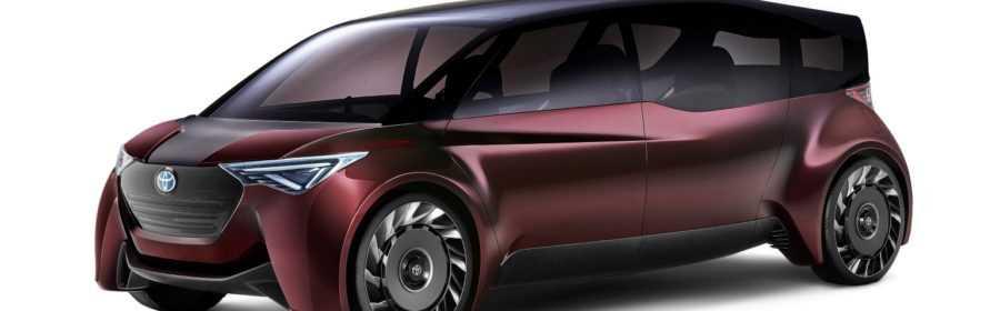 Toyota Fine-Comfort Ride Concept 2017