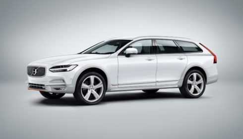 Volvo V90 Cross Country Volvo Ocean Race 2017