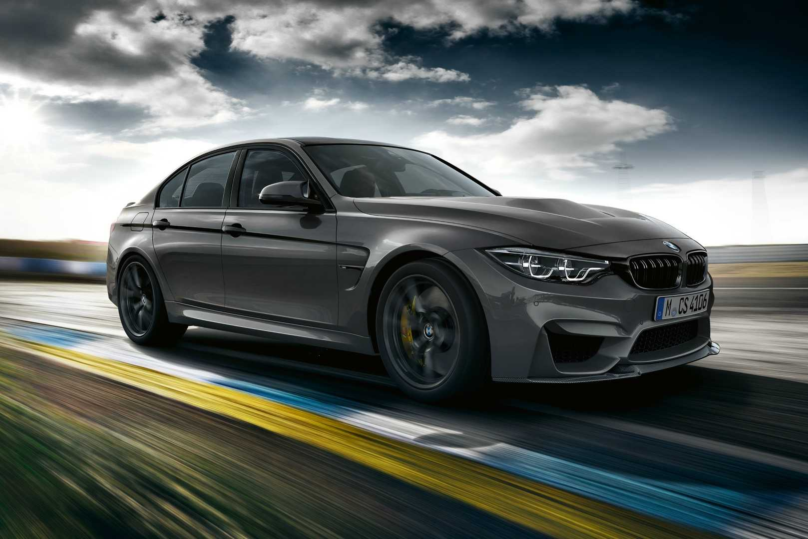 BMW M3 CS 2018