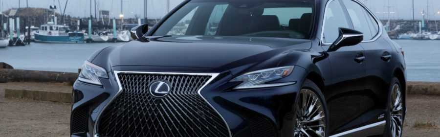 Lexus LS 500h 2018