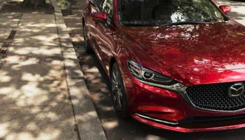 Mazda6 US 2018