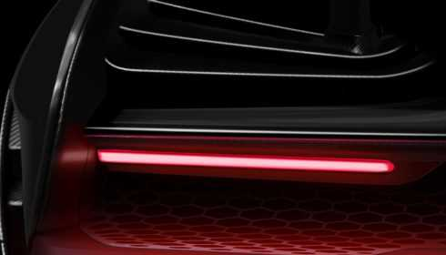 McLaren Ultimate Series 2017