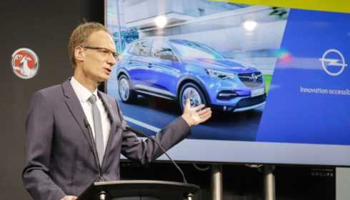 Opel Pace persconferentie 2017