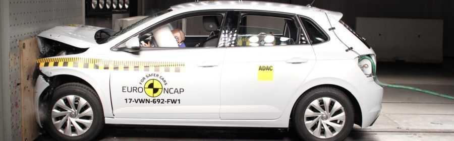 Volkswagen Polo 2017 Euro NCAP