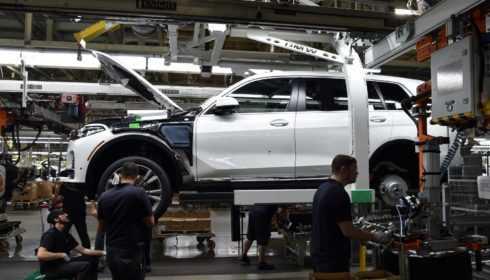 BMW X7 2018 (pre-productie)