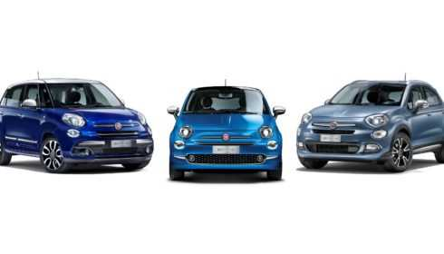 Fiat 500 Mirror modellen 2018