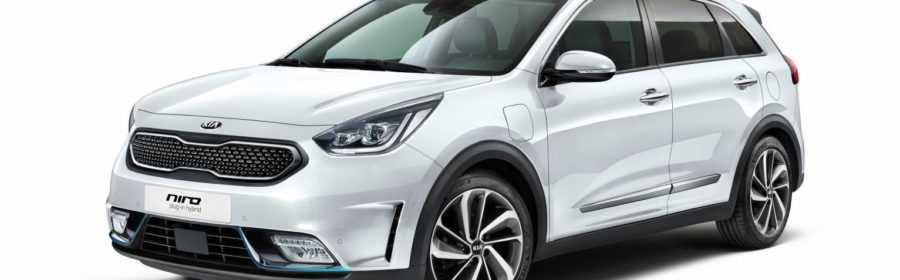 Kia Niro Plug-in Hybrid 2017