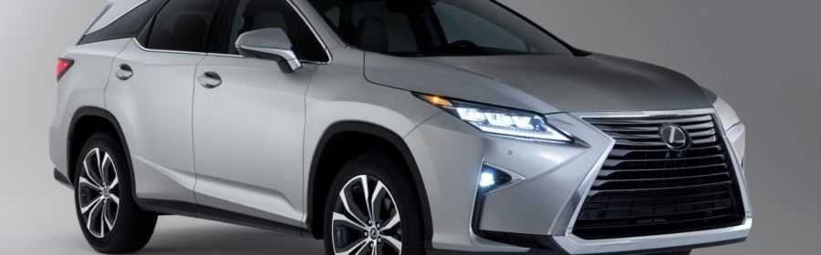 Lexus RX 450hL 2018