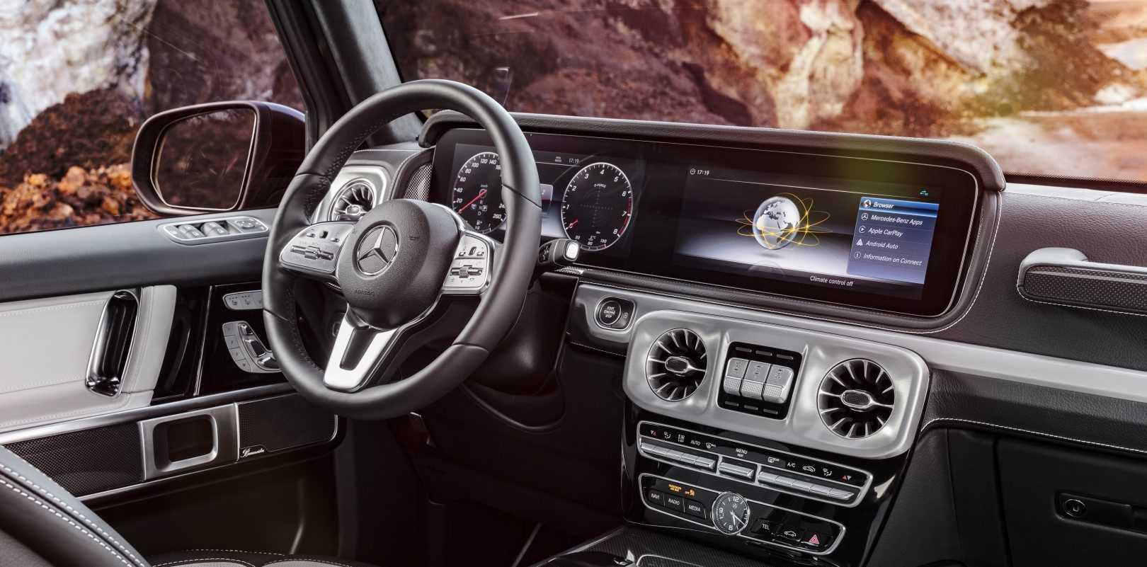 Mercedes-Benz G-Klasse 2017