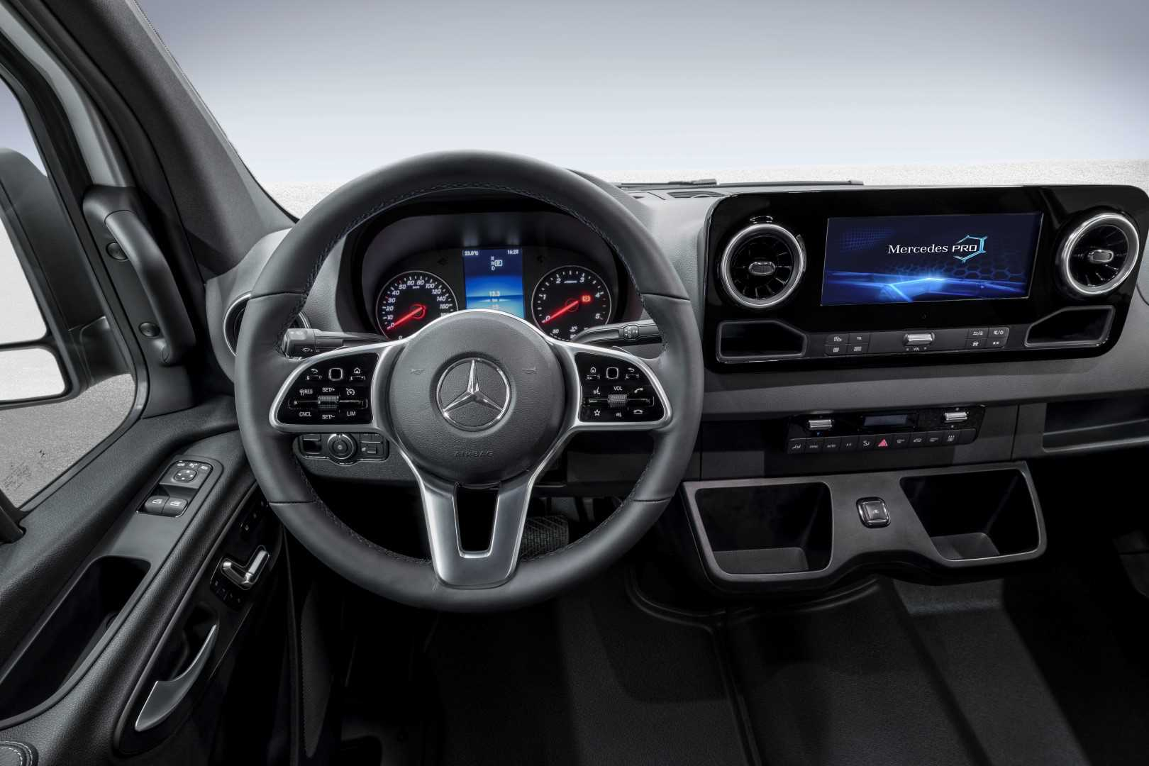 Mercedes-Benz Sprinter 2018 (interieur)