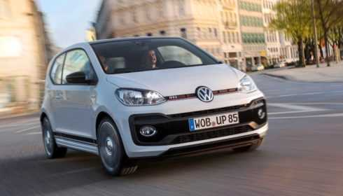 Volkswagen up! GTI 2018