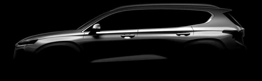 Hyundai Santa Fe 2018 (teaser)