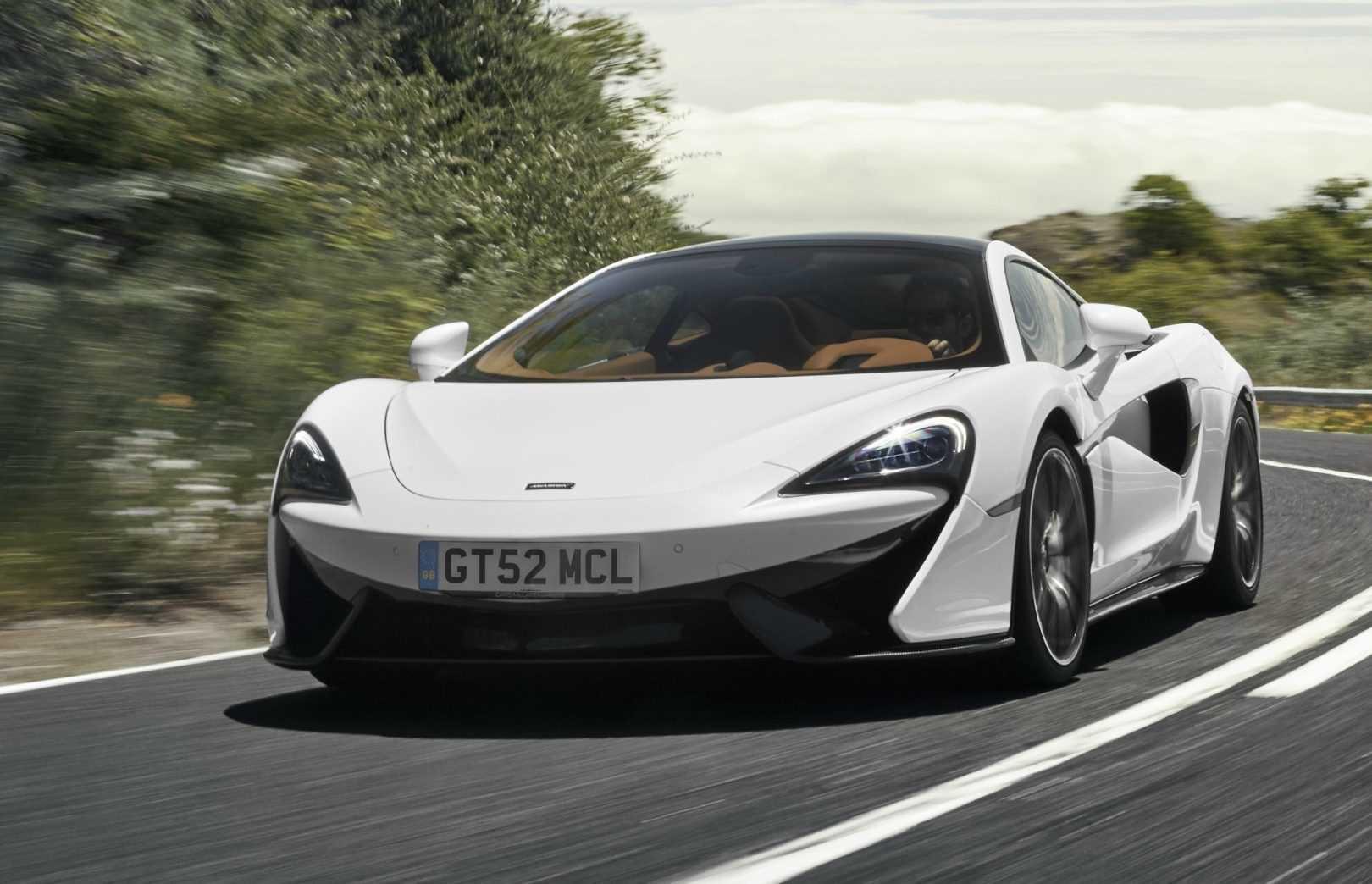 McLaren 570GT Sport Pack 2018