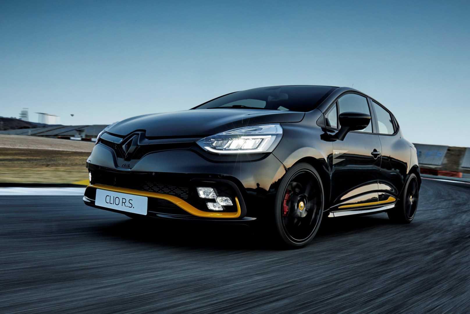 Renault Clio R.S. 18 2018